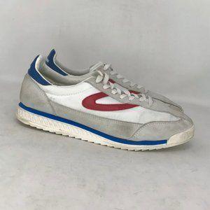 Tretorn Mens Rawlins 3 White Sneaker Shoes Size 8